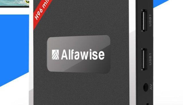 Alfawise H96 Mini