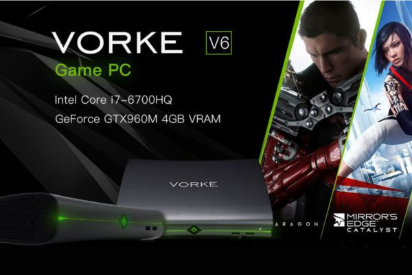Vorke V6 Game PC