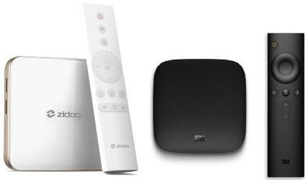 coupon codes zidoo h6 pro and xiaomi mi box
