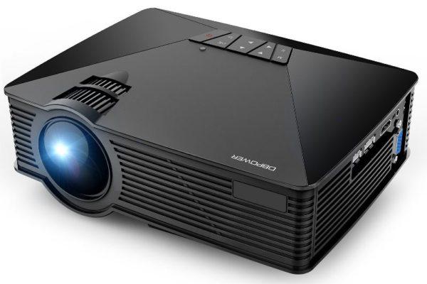 DBPOWER G15 projector