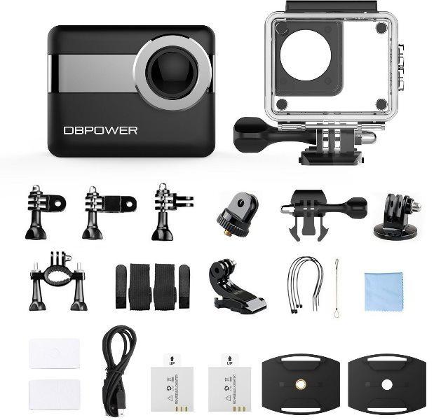 dbpower n6 camera