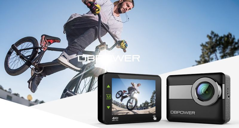 dbpower n6 action camera
