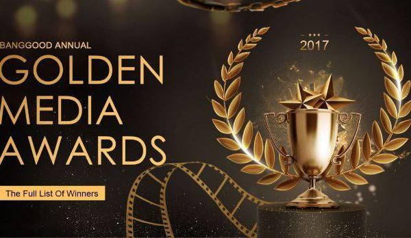 Banggood Annual Golden Media Awards