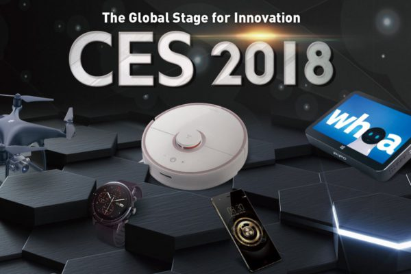 CES 2018