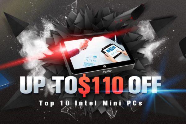Geekbuying top 10 Intel mini pc sale