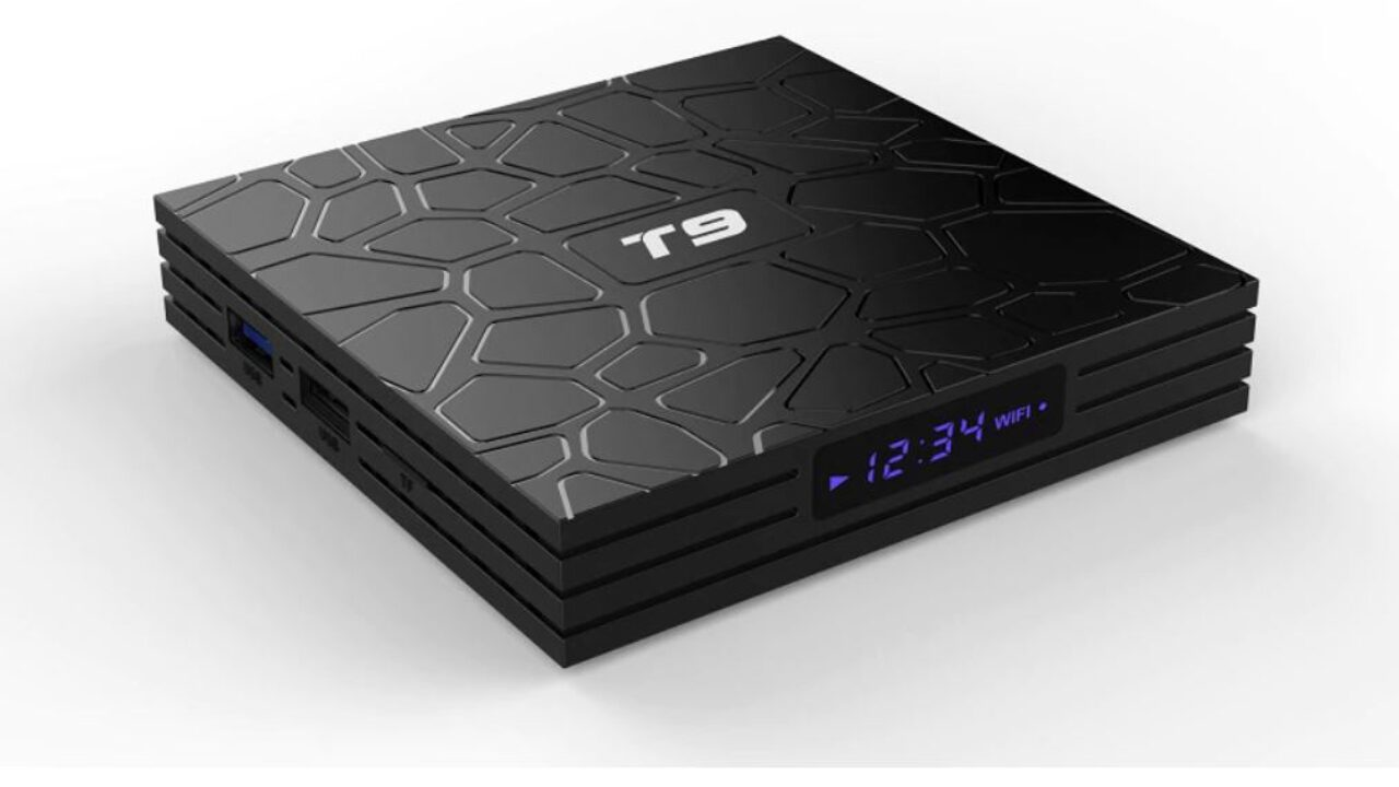 New firmware for T9 TV Box with RK3328 SoC (20181228) Release