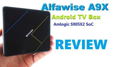 Photo of Alfawise A9X Review: TV Box with S905X2 SoC