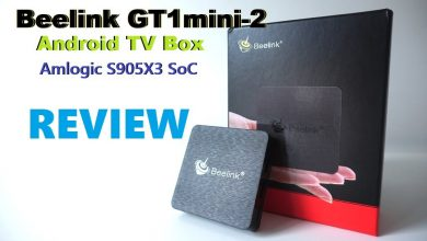 Photo of Beelink GT1mini-2 Review: TV Box with S905X3 SoC