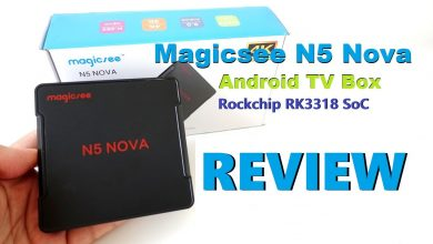 Photo of Magicsee N5 NOVA Review: TV Box with Voice Remote