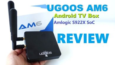 Photo of UGOOS AM6 Review: The Most Powerful TV Box powered by S922X SoC