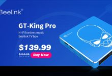 Photo of Powerful Beelink GT-King Pro TV Box now for $139.99