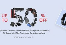 Photo of Geekbuying Promotion: Consumer Electronics Flash Sale up to 50% OFF