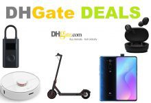 Photo of DHGate DEALS: Mijia M365 Pro, Roborock S50, Xiaomi Mi 9T Pro & more
