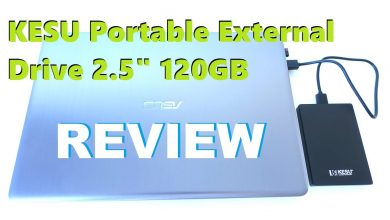 Photo of Review: KESU Portable External Hard Drive 2.5″ 120GB