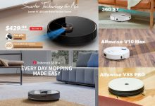Photo of Gearbest: Best Robot Vacuum Cleaner Deals for Black Friday 2019 (Deal)