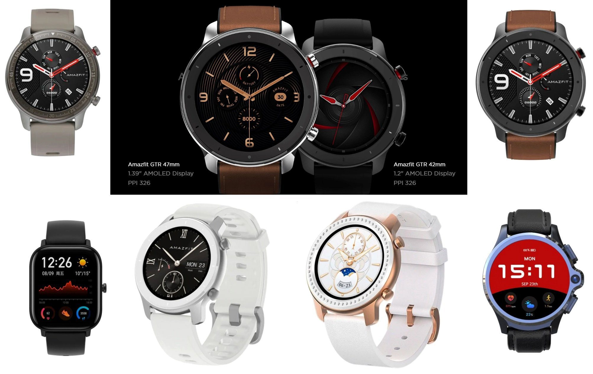 Gearbest Cyber Monday Amazfit Gtr Smartwatch And Other Deals