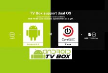 Photo of GT-King TV Box series with Dual OS (Android + CoreELEC) via TF Card