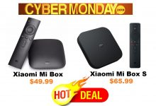 Photo of Gearbest Cyber Monday Sale: Xiaomi Mi Box and Mi Box S (Promo)