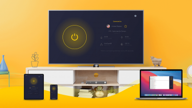 CyberGhost VPN for Android TV
