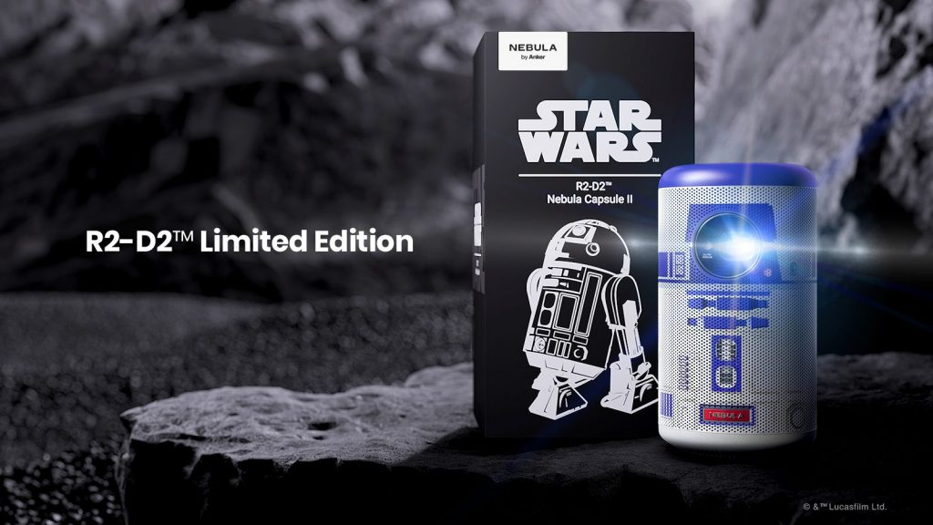 Nebula Capsule II R2-D2 limited Edition