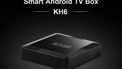MECOOL KH6 TV Box