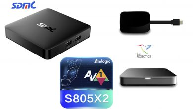 S805X2 Android TV devices