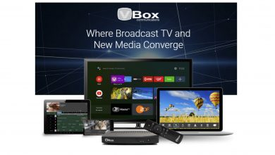 VBox ATSC 3.0 Android TV Gateway