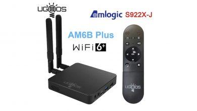 UGOOS AM6B Plus S922X-J WiFi 6