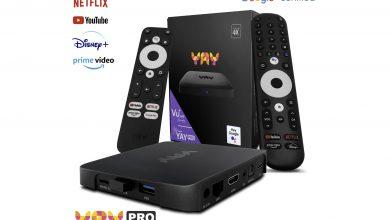YAY GO / YAY PRO Android TV Streaming Box